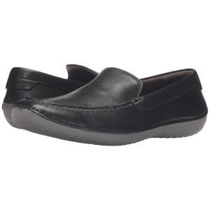 コールハーン メンズ ローファー シューズ・靴 Motogrand Roadtrip Venetian Black/Ironstone fermart-shoes