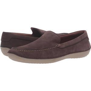コールハーン メンズ ローファー シューズ・靴 Motogrand Roadtrip Venetian Java Nubuck|fermart-shoes