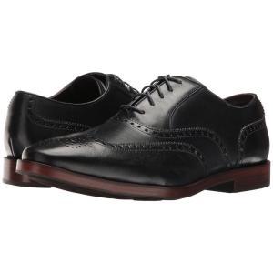 コールハーン メンズ 革靴・ビジネスシューズ シューズ・靴 Hamilton Grand Wing Oxford Navy|fermart-shoes