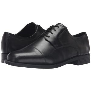 コールハーン メンズ 革靴・ビジネスシューズ シューズ・靴 Dustin Cap Ox Black fermart-shoes