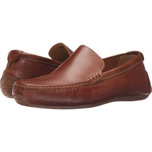 コールハーン メンズ ローファー シューズ・靴 Somerset Venetian II Dark Camel fermart-shoes