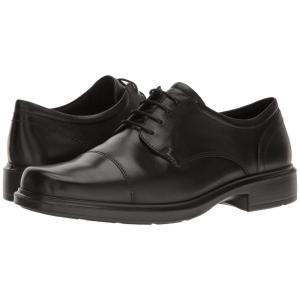 エコー ECCO メンズ 革靴・ビジネスシューズ シューズ・靴 Helsinki Black|fermart-shoes