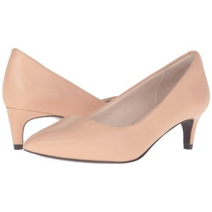 コールハーン レディース パンプス シューズ・靴 Amelia Grand Pump 45mm Nude Leather|fermart-shoes