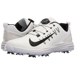 ナイキ Nike Golf メンズ シューズ・靴 ゴルフ Lunar Command 2 BOA White/Black/White|fermart-shoes