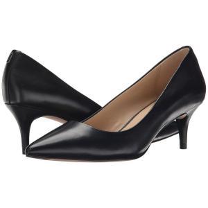 コーチ COACH レディース パンプス シューズ・靴 Lacey Black Leather|fermart-shoes