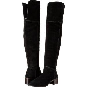 コーチ COACH レディース ブーツ シューズ・靴 Lucia Black Split Suede|fermart-shoes
