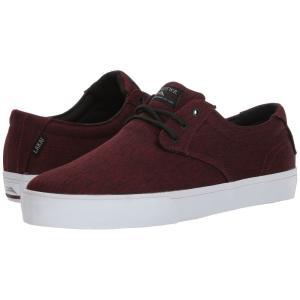 ラカイ Lakai メンズ スニーカー シューズ・靴 Daly Burgundy Textile|fermart-shoes