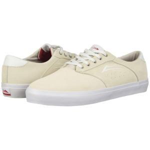 ラカイ Lakai メンズ スニーカー シューズ・靴 Porter White Suede 1|fermart-shoes
