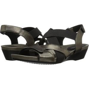 アラヴォン Aravon レディース サンダル・ミュール シューズ・靴 Standon X Strap Pewter fermart-shoes