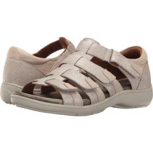 アラヴォン Aravon レディース サンダル・ミュール シューズ・靴 Bromly Gladiator Taupe|fermart-shoes