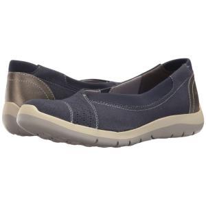 アラヴォン Aravon レディース ローファー・オックスフォード シューズ・靴 Wembly Envelope Blue fermart-shoes