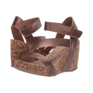 ブローフィッシュ Blowfish レディース サンダル・ミュール シューズ・靴 Hapuku Amber Dyecut|fermart-shoes