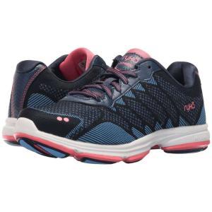 ライカ Ryka レディース スニーカー シューズ・靴 Dominion Insignia Blue/Elsa Blue/Coral Rose|fermart-shoes
