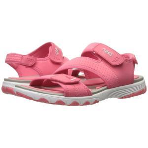 ライカ レディース サンダル・ミュール シューズ・靴 Dominica Calypso Coral/Vapor Grey|fermart-shoes
