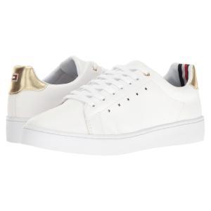 トミー ヒルフィガー レディース スニーカー シューズ・靴 Sassa White Multi LL|fermart-shoes