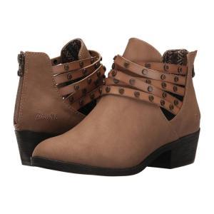 ブローフィッシュ レディース ブーツ シューズ・靴 Sujan Sand Old Mexico/Bark Dyecut PU|fermart-shoes