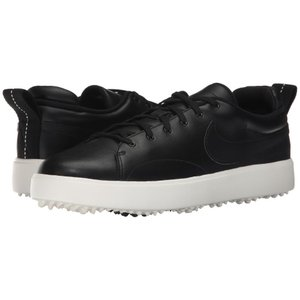 ナイキ Nike Golf メンズ シューズ・靴 ゴルフ Course Classic Black/Black/Sail|fermart-shoes