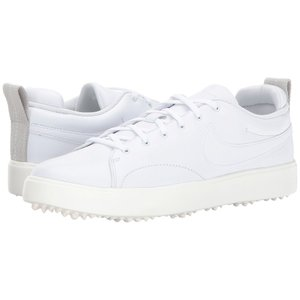 ナイキ Nike Golf メンズ シューズ・靴 ゴルフ Course Classic White/White/Sail/Black|fermart-shoes