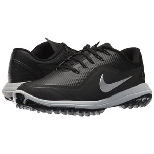 ナイキ Nike Golf レディース シューズ・靴 ゴルフ Lunar Control Vapor 2 Black/Metallic Silver/Pure Platinum|fermart-shoes