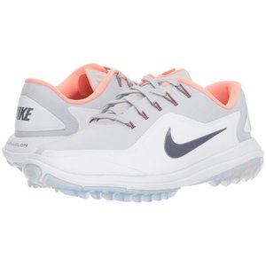 ナイキ Nike Golf レディース シューズ・靴 ゴルフ Lunar Control Vapor 2 Pure Platinum/Light Carbon/White|fermart-shoes