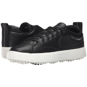 ナイキ Nike Golf レディース シューズ・靴 ゴルフ Course Classic Black/Black/Sail|fermart-shoes