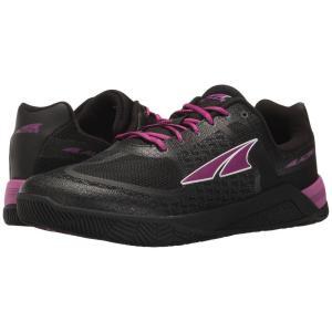 アルトラ レディース スニーカー シューズ・靴 Hiit XT Black/Purple|fermart-shoes