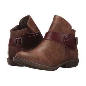 ブローフィッシュ Blowfish レディース ブーツ シューズ・靴 Adah Whiskey Lonestar PU/Dyecut PU|fermart-shoes