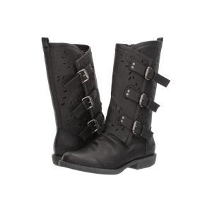 ブローフィッシュ Blowfish レディース ブーツ シューズ・靴 Amimi Black Lonestar PU|fermart-shoes