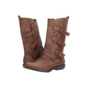 ブローフィッシュ レディース ブーツ シューズ・靴 Amimi Whiskey Lonestar PU|fermart-shoes