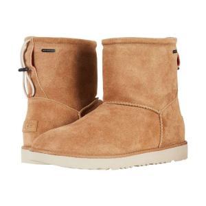 アグ UGG メンズ ブーツ シューズ・靴 Classic Toggle Waterproof Chestnut|fermart-shoes