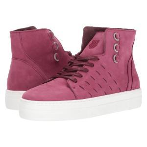ケースイス レディース スニーカー シューズ・靴 Modern High P Beaujolais/Off-White fermart-shoes
