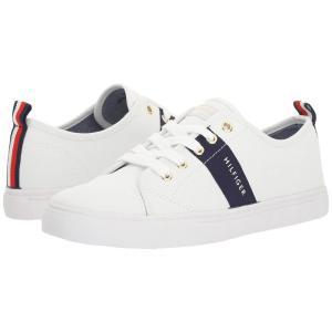 トミー ヒルフィガー レディース スニーカー シューズ・靴 Lancer 2 White/Marine|fermart-shoes