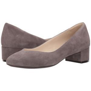 コールハーン レディース パンプス シューズ・靴 Yuliana Pump Stormcloud Suede|fermart-shoes