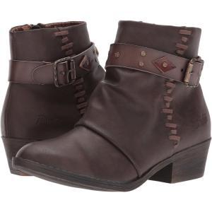 ブローフィッシュ レディース ブーツ シューズ・靴 Siento Chocolate Lonestar/Chocolate/Whiskey Dyecut|fermart-shoes