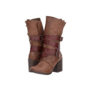 ブローフィッシュ レディース ブーツ シューズ・靴 Dahl Whiskey Lonestar/Dyecut|fermart-shoes