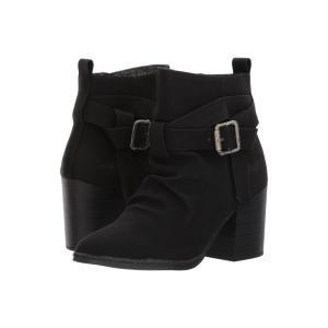 ブローフィッシュ レディース ブーツ シューズ・靴 Pauline Black Saddle Rock PU|fermart-shoes