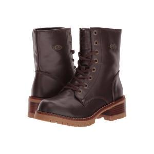 ラグズ レディース ブーツ シューズ・靴 Tamar Red/Brown/Gum|fermart-shoes