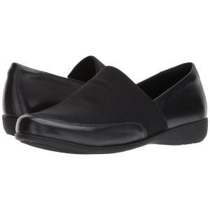 アラヴォン Aravon レディース シューズ・靴 Abbey A-Line Black|fermart-shoes