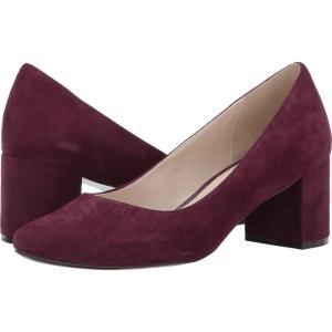 コールハーン レディース パンプス シューズ・靴 Justine Pump 55mm Fig Suede|fermart-shoes
