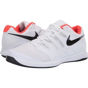 ナイキ Nike メンズ テニス シューズ・靴 Air Zoom Vapor X White/Black/Bright Crimson fermart-shoes