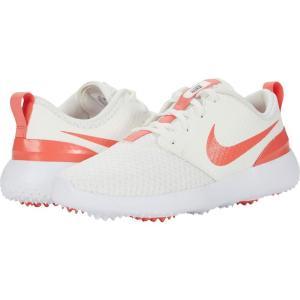 ナイキ Nike Golf レディース ゴルフ シューズ・靴 Roshe G Sail/Magic Ember/White News Print|fermart-shoes
