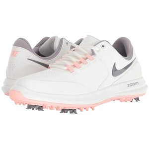ナイキ Nike Golf レディース シューズ・靴 ゴルフ Air Zoom Accurate Summit White/Gunsmoke/Bleached Coral|fermart-shoes