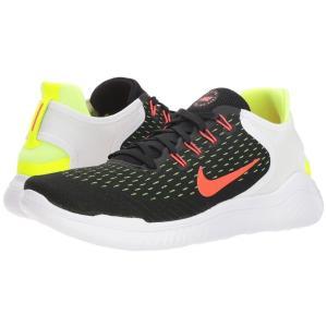 ナイキ Nike メンズ シューズ・靴 ランニング・ウォーキング Free RN 2018 Black/Bright Crimson/Volt/White|fermart-shoes