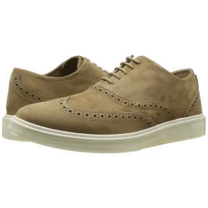 ハッシュパピー Hush Puppies メンズ 革靴・ビジネスシューズ シューズ・靴 Shiba Brogue Oxford Taupe Nubuck|fermart-shoes