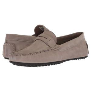 ハッシュパピー Hush Puppies メンズ ローファー シューズ・靴 Vastus Penny Cool Grey Nubuck|fermart-shoes