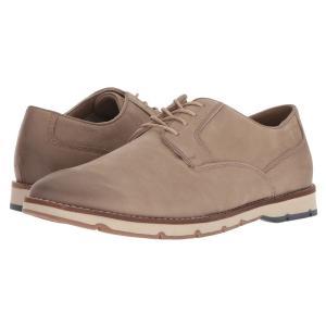 ハッシュパピー Hush Puppies メンズ 革靴・ビジネスシューズ シューズ・靴 Hayes PT Oxford Taupe Nubuck|fermart-shoes