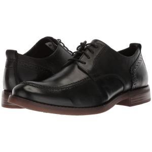 ロックポート Rockport メンズ 革靴・ビジネスシューズ シューズ・靴 Wynstin Apron Toe Black|fermart-shoes