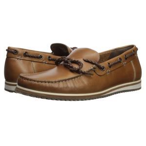 ハッシュパピー Hush Puppies メンズ ローファー シューズ・靴 Bolognese Rope Lace Light Brown Leather|fermart-shoes