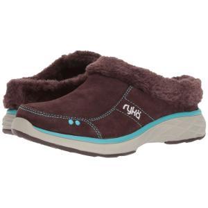 ライカ Ryka レディース シューズ・靴 Luxury Roasted Chestnut/Bluebird|fermart-shoes