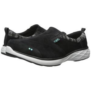 ライカ Ryka レディース スニーカー シューズ・靴 Terrain Black/Sunlight Teal/Vapor Grey|fermart-shoes